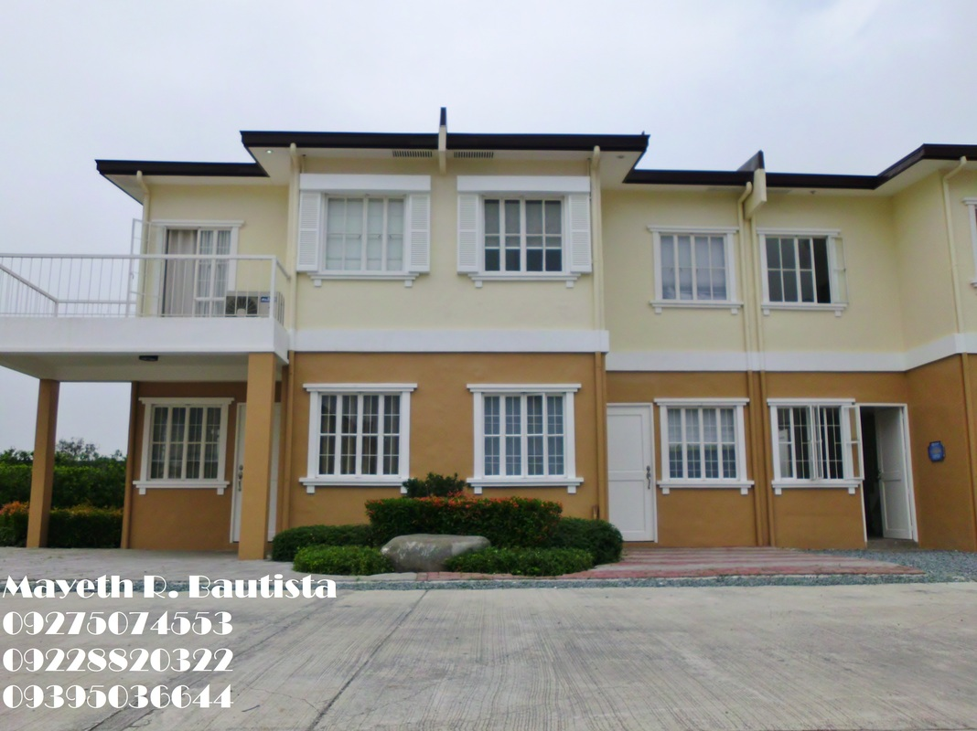 Catherine Townhouse Model Affordable Cavite Houses